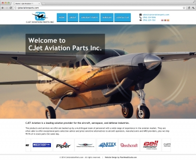 CJet Aviation Parts